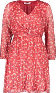 Sukienka Garden Party z dekoltem w kształcie litery v mini