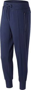 Granatowe spodnie sportowe New Balance