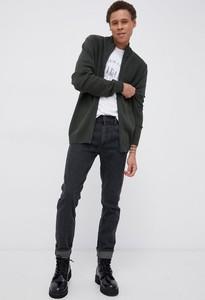 Sweter Wrangler w stylu casual z dzianiny
