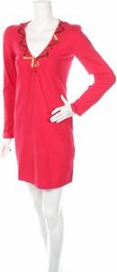 Sukienka Y.u.o. Young Order Unlimited mini z długim rękawem