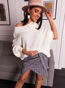 Spódnica SELFIEROOM mini z bawełny