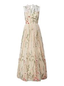 Sukienka Laona bez rękawów z tiulu
