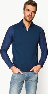 Niebieski sweter LANCERTO