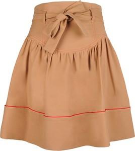 "Spódnica Pinko Spódnica ""cape Breton"" mini w stylu casual"