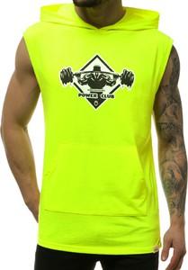 T-shirt producent niezdefiniowany z bawełny z krótkim rękawem
