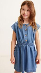 Sukienka dziewczęca Mango Kids