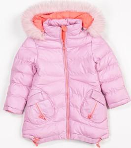 Różowa kurtka dziecięca Multu