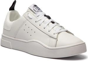 Diesel Sneakersy S-Clever Low Y01748 P1729 H0038 Biały