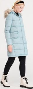Niebieska kurtka Reserved w stylu casual