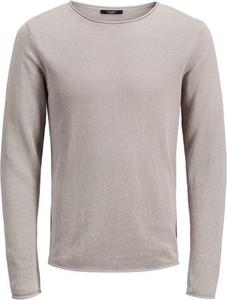 Sweter Jack Jones z bawełny w stylu casual