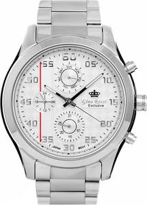 Zegarek męski Gino Rossi FIRDO E11648B-3C1 +PUDEŁKO