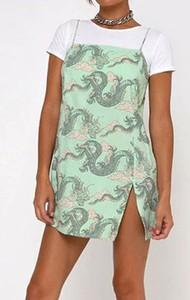 Sukienka Cikelly z asymetrycznym dekoltem mini