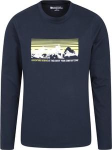 Niebieska bluza Mountain Warehouse