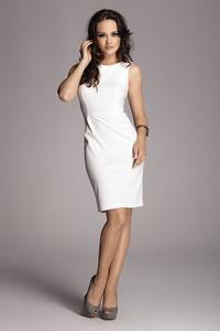 Sukienka Figl bez rękawów z okrągłym dekoltem