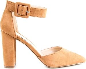Sandały Seastar z zamszu