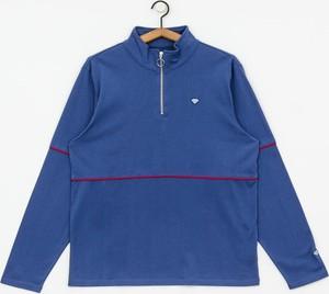 Niebieska bluza Diamond Supply Co. z bawełny