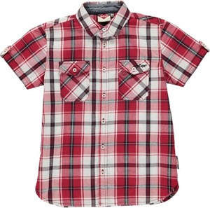 Różowa koszula dziecięca Lee Cooper