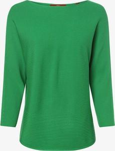 Zielony sweter S.Oliver w stylu casual
