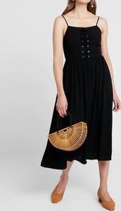 Czarna sukienka New Look midi