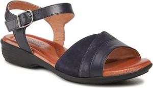 Sandały Go Soft w stylu casual z klamrami