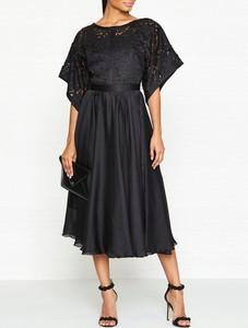 Sukienka Ukulele z okrągłym dekoltem