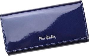 Niebieski portfel Pierre Cardin