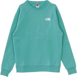 Zielona bluza The North Face w stylu casual