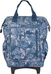 Niebieski plecak Mountain Warehouse
