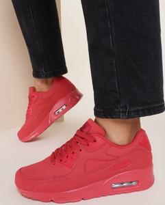 Renee czerwone buty sportowe vintage nilda