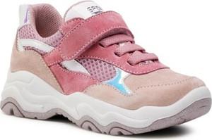 Buty sportowe dziecięce Twisty na rzepy