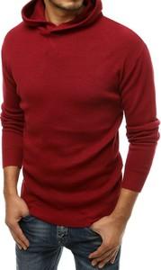 Sweter Dstreet w stylu casual z dzianiny