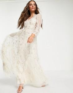 Sukienka Needle & Thread z dekoltem w kształcie litery v