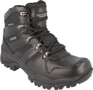 Buty trekkingowe Z-style Cz sznurowane ze skóry