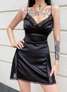 Sukienka Cikelly mini dopasowana