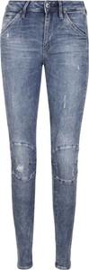 Jeansy G-Star Raw z jeansu w street stylu