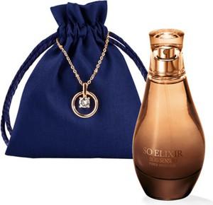 Yves Rocher Woda perfumowana So Elixir Bois Sensuel z naszyjnikiem
