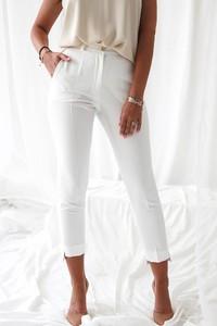 Spodnie Rose Boutique z bawełny