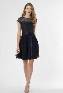 Sukienka Swing z szyfonu mini