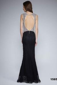 Sukienka Moda Dla Ciebie z dekoltem na plecach maxi bez rękawów