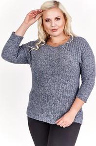 Sweter Fokus z długim rękawem