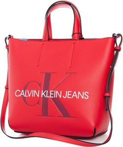 Torebka Calvin Klein do ręki duża