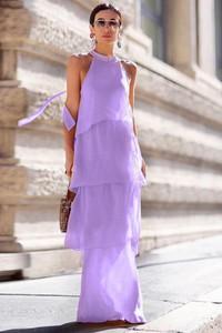 7cdceec16a Fioletowe sukienki