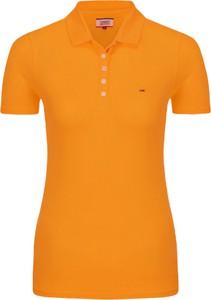 T-shirt Tommy Hilfiger (wszystkie Linie) z krótkim rękawem z bawełny