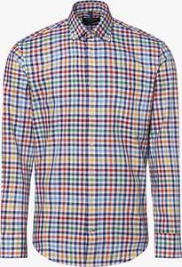 Koszula Andrew James z kołnierzykiem button down