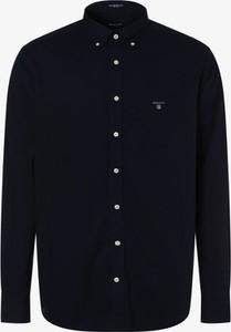 Granatowa koszula Gant