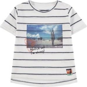 Koszulka dziecięca Tom Tailor z bawełny