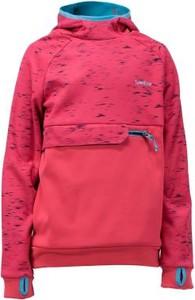 Różowa bluza dziecięca WED'ZE