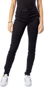 Czarne jeansy Desigual w stylu casual