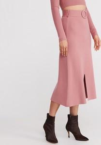 Spódnica Reserved midi w stylu casual