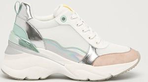 Buty sportowe Aldo w sportowym stylu sznurowane
